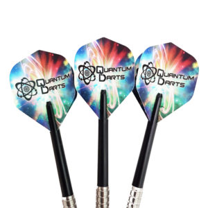QNT001 Dart Flights – Standard – 4 Sets