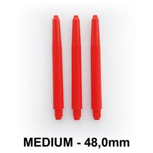 Medium Nylon Dart Shafts – Red