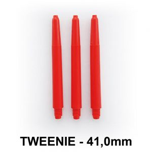 Tweenie Nylon Dart Shafts – Red