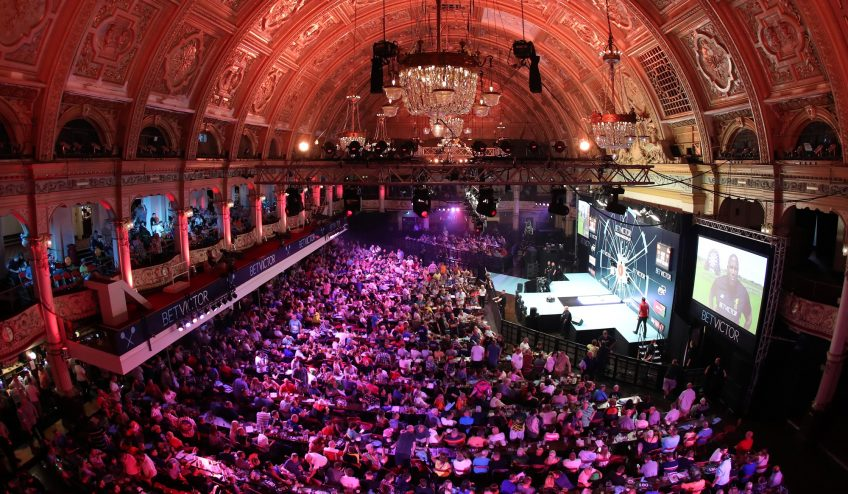Betfred World Matchplay To Take Place Behind Closed Doors