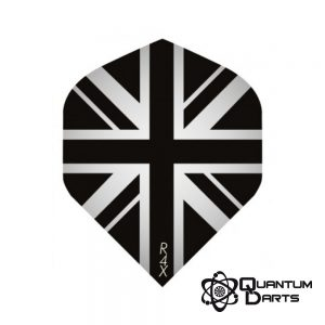 Union Jack Stealth Dart Flights – 100 Micron Standard