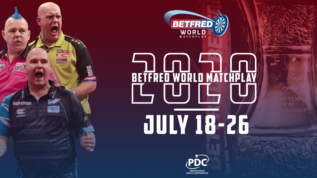 PDC World Matchplay Players And Schedule Confirmed