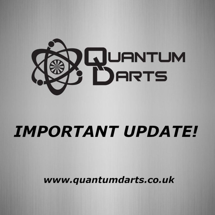 Quantum Darts Coronavirus Business Update