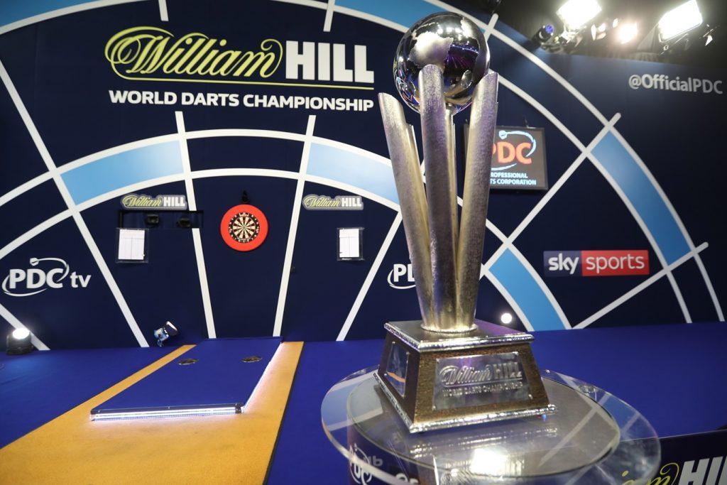 World Darts Championship post-Christmas schedule