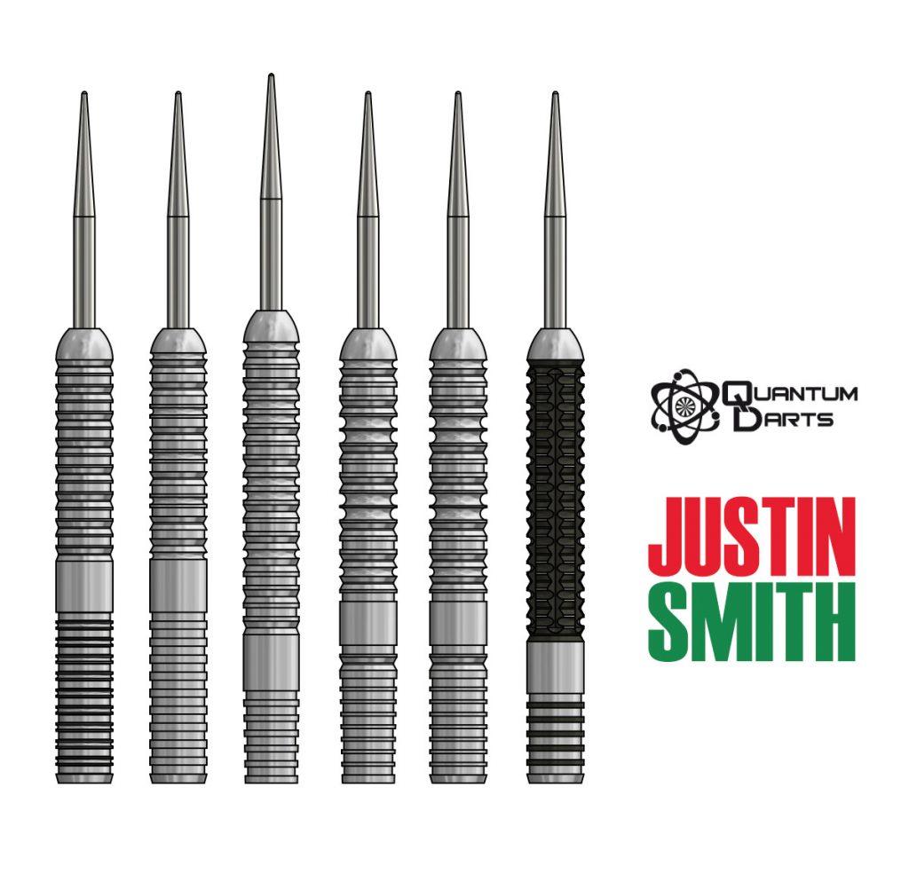 Quantum Darts Interviews Justin Smith