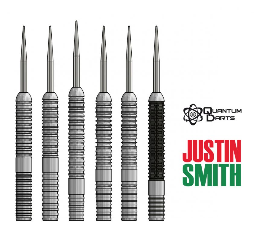 Quantum Darts Interviews Justin Smith