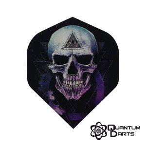Voild Skull Dart Flights – 100 Micron Standard